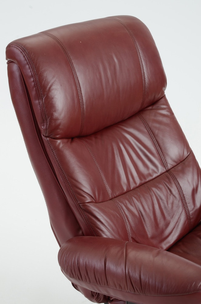 Lane Furniture Quot Rebel Quot Recliner Chair With Ottoman Ebth