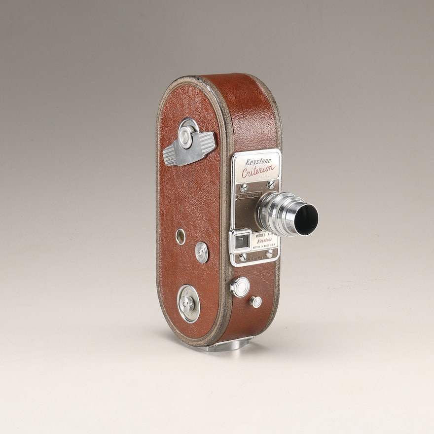 Keystone Criterion Model A-9 16MM Movie Camera