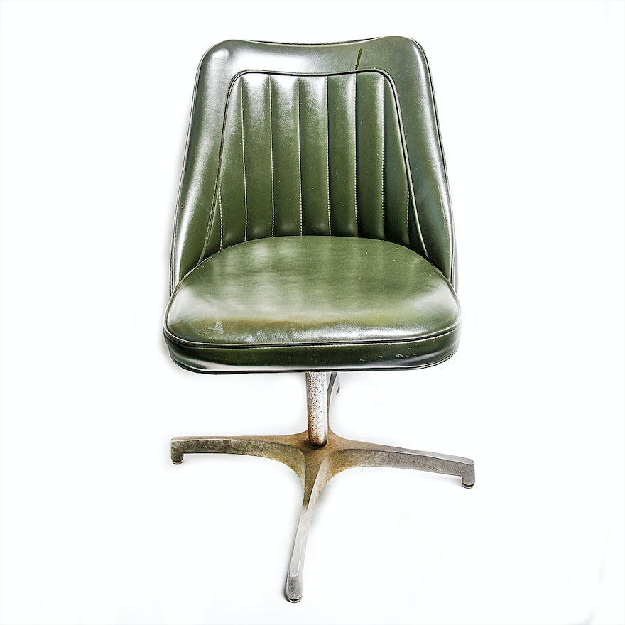 Strange Mid Century Modern Brody Swivel Office Chair Gmtry Best Dining Table And Chair Ideas Images Gmtryco