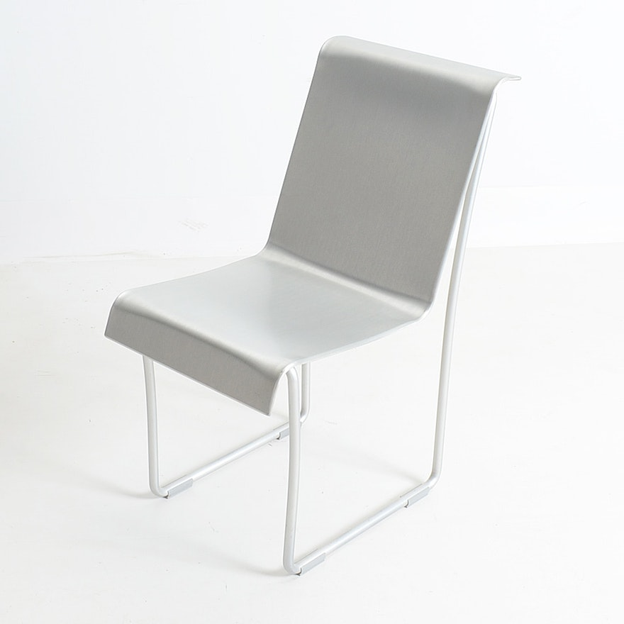 frank gehry aluminum superlight chair for emeco ebth