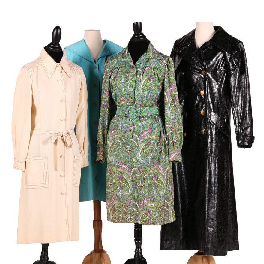 cbe1a77b4a Collection of Circa 1970s Women s Vintage Clothing   EBTH