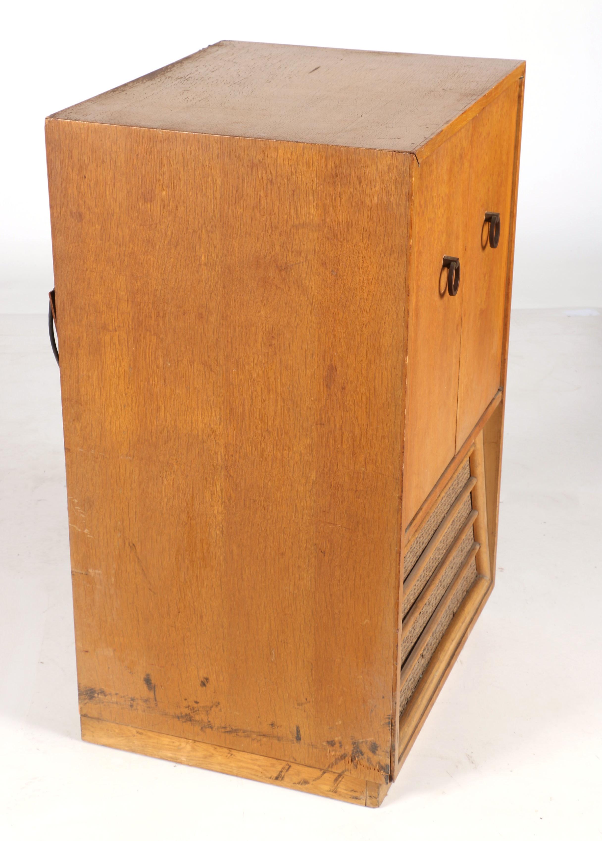 Vintage Stromberg Carlson Radio With Speaker Ebth