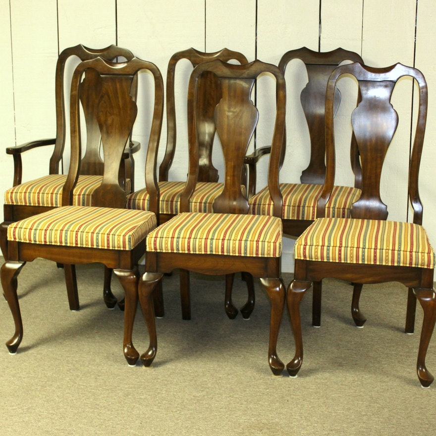Harden Queen Anne Dining Chairs