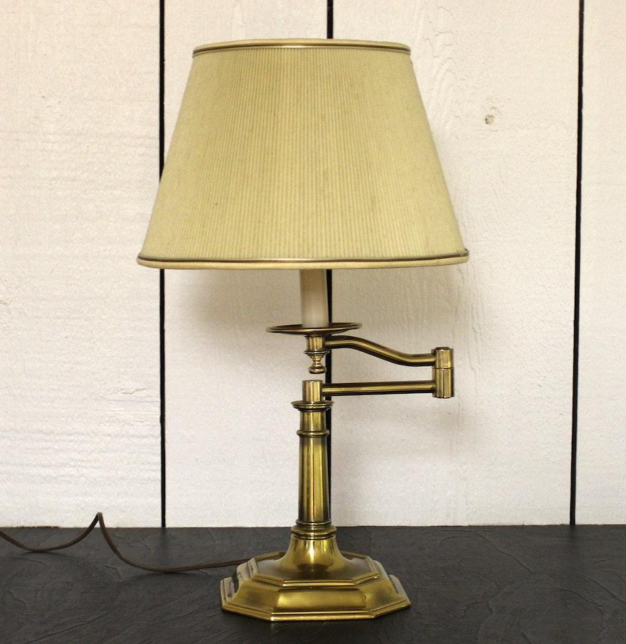 Stiffel swing arm table lamp ebth stiffel swing arm table lamp geotapseo Gallery