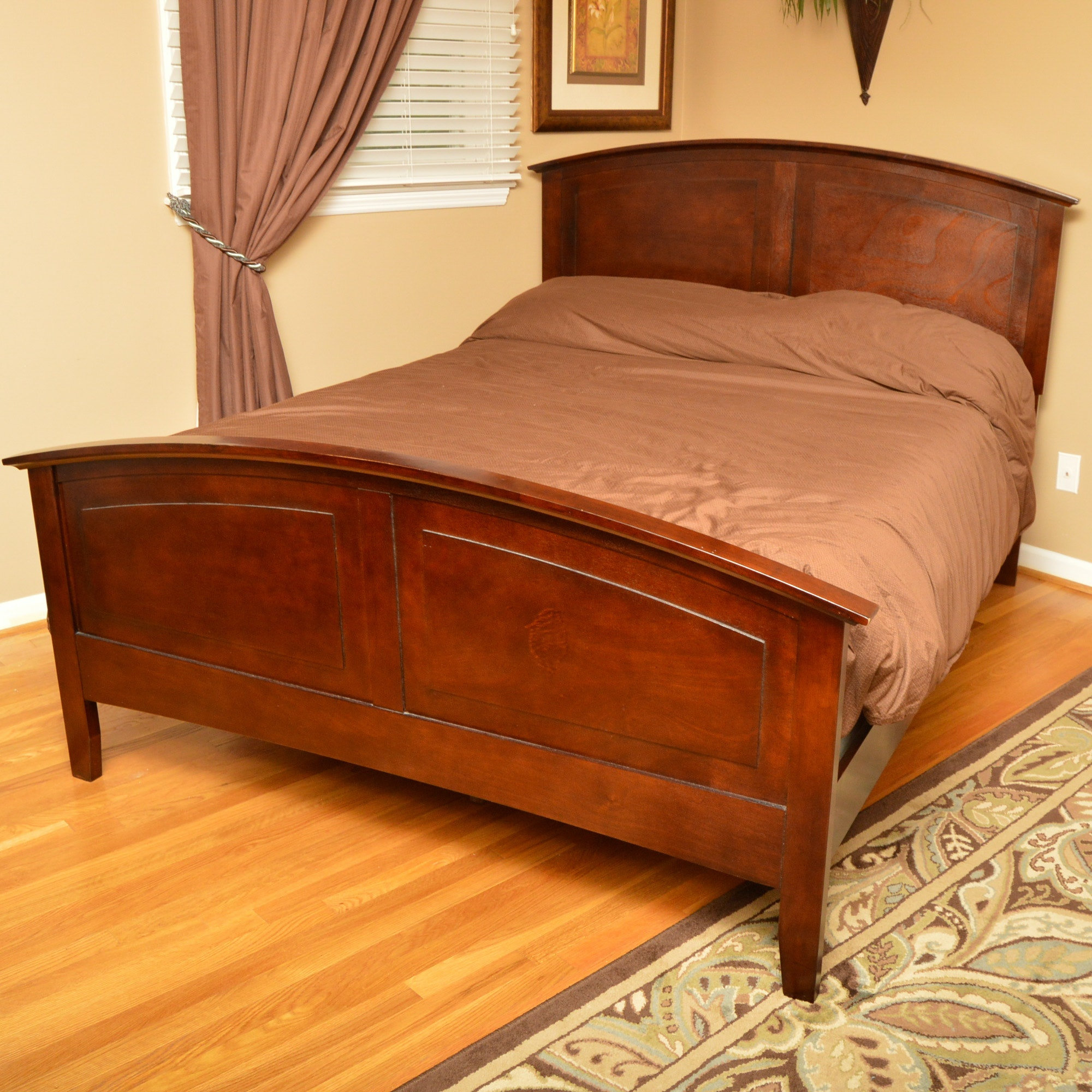 Serta Double Perfect Sleeper Hampshire Mattress EBTH