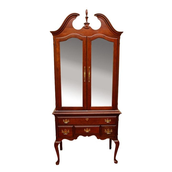Pennsylvania House Glass Display Cabinet