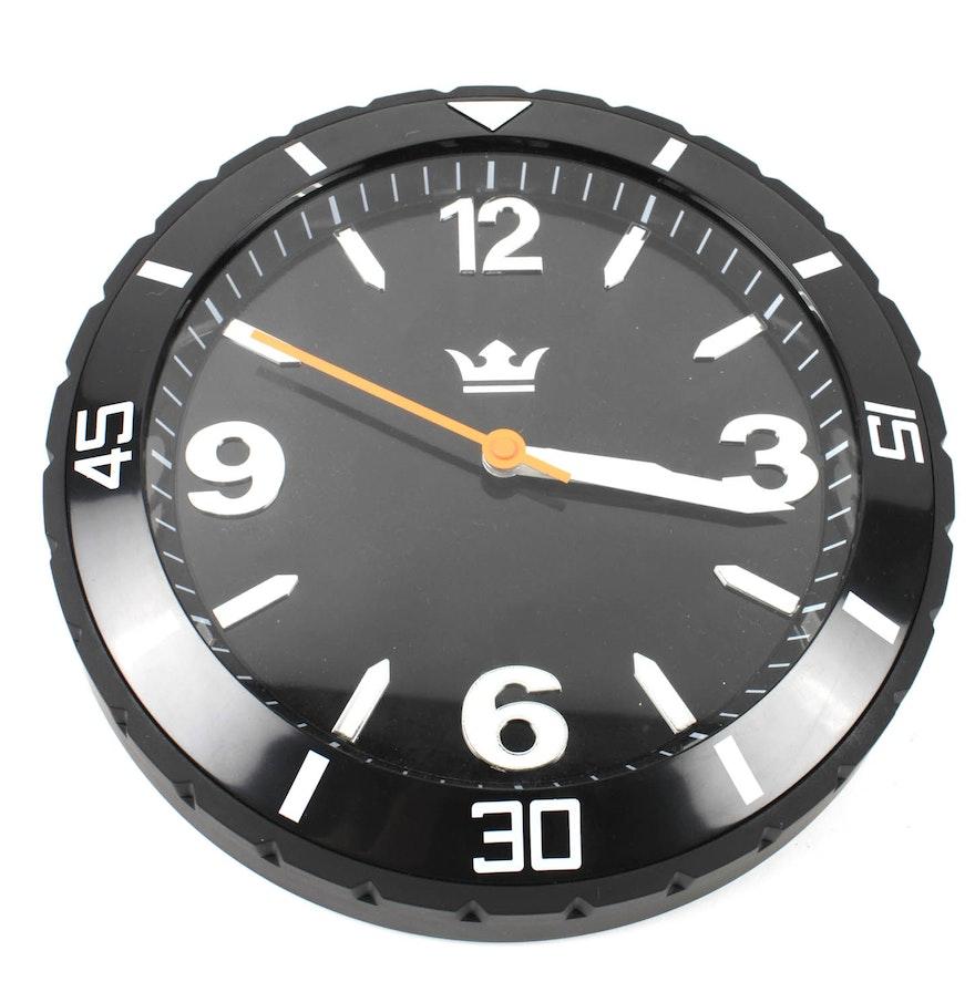 R schmidtmeister figural watch wall clock ebth r schmidtmeister figural watch wall clock amipublicfo Choice Image