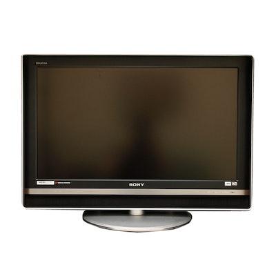 Sony Kitchen Under Cabinet Radio Lcd Tv Clock Ebth