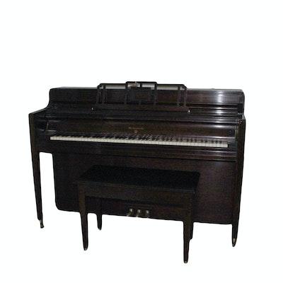 Yamaha u1 48 acoustic upright piano ebth for Yamaha upright piano lock key
