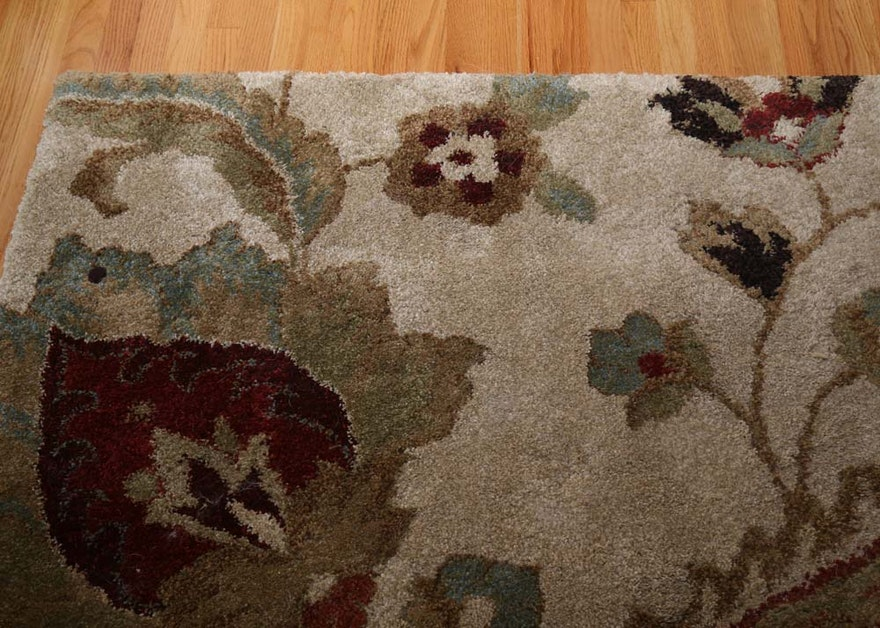 Orian Rugs Quot Cliffony Bisque Quot Area Rug Ebth