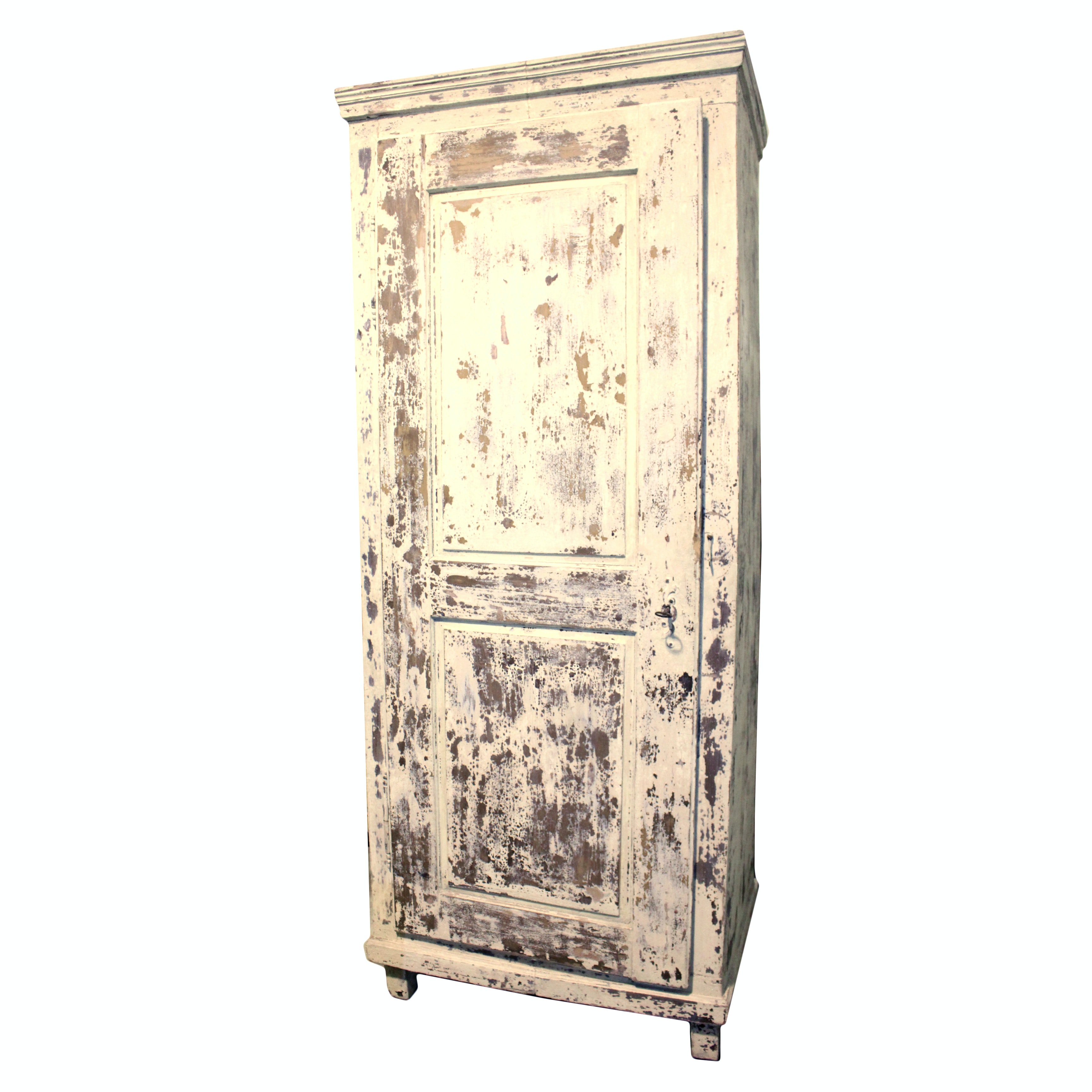 Distressed Wooden Cabinet