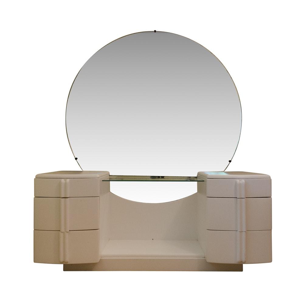 Art Deco Style Vanity