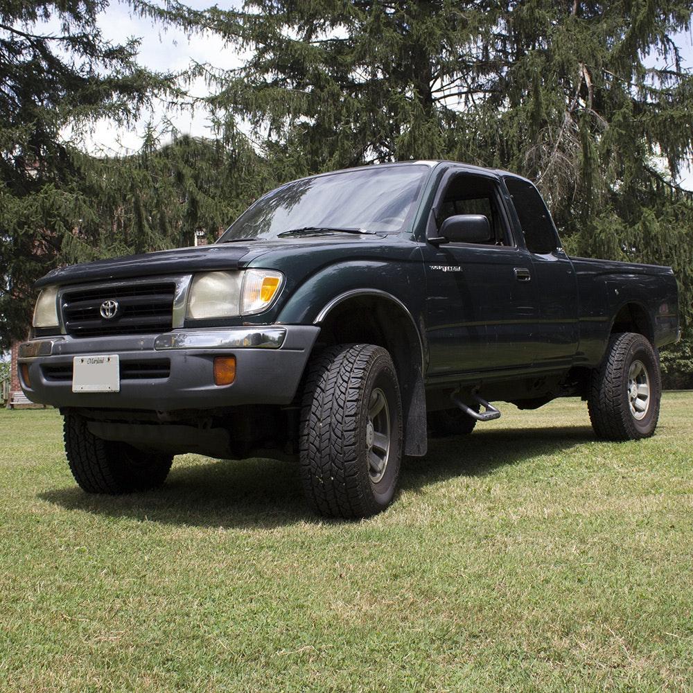1999 Toyota Tacoma SRS