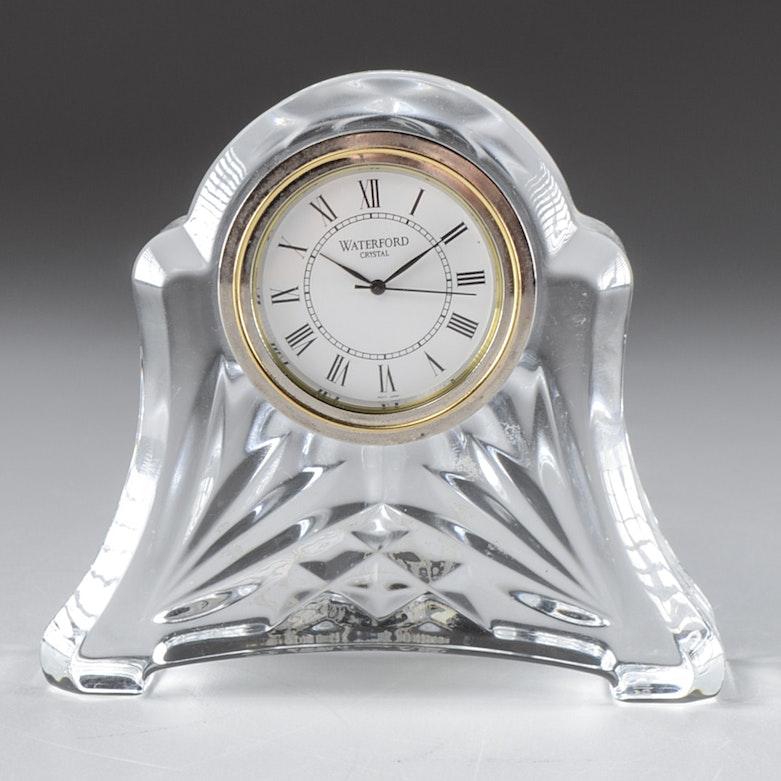 Waterford Crystal Westminster Clock Ebth