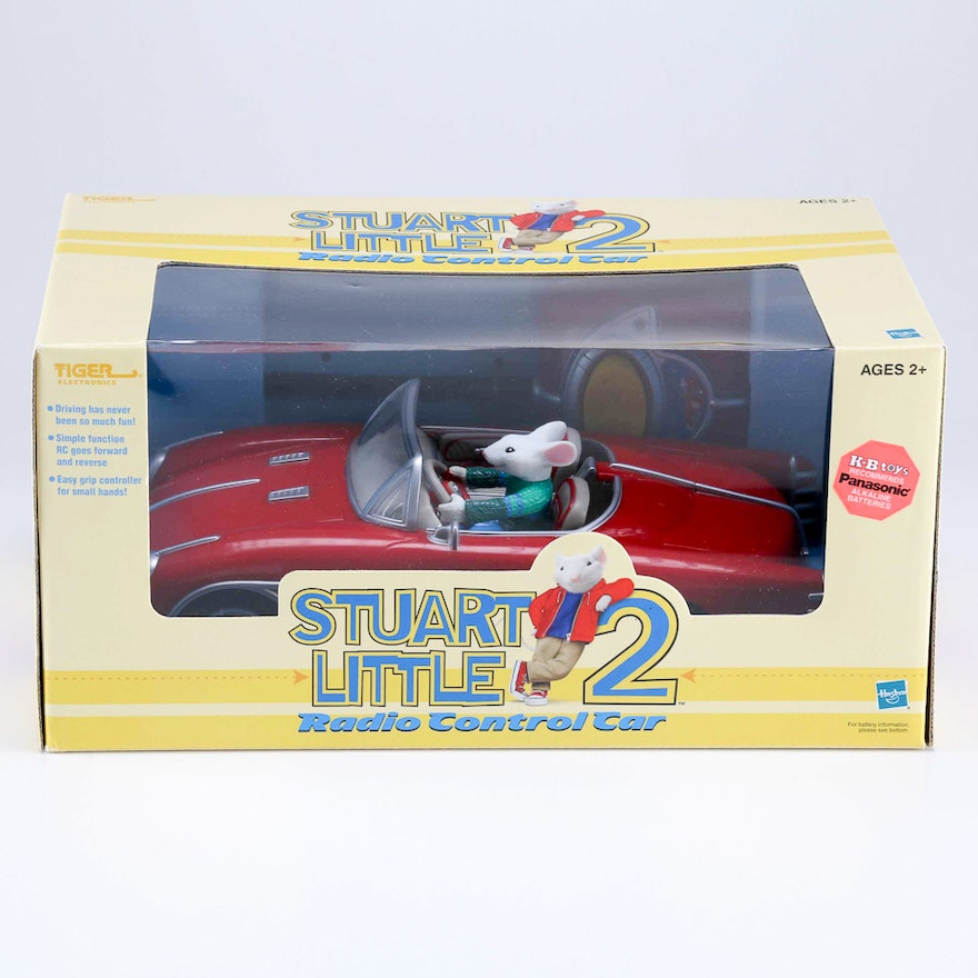 2002 Stuart Little 2 Radio Control Car Ebth