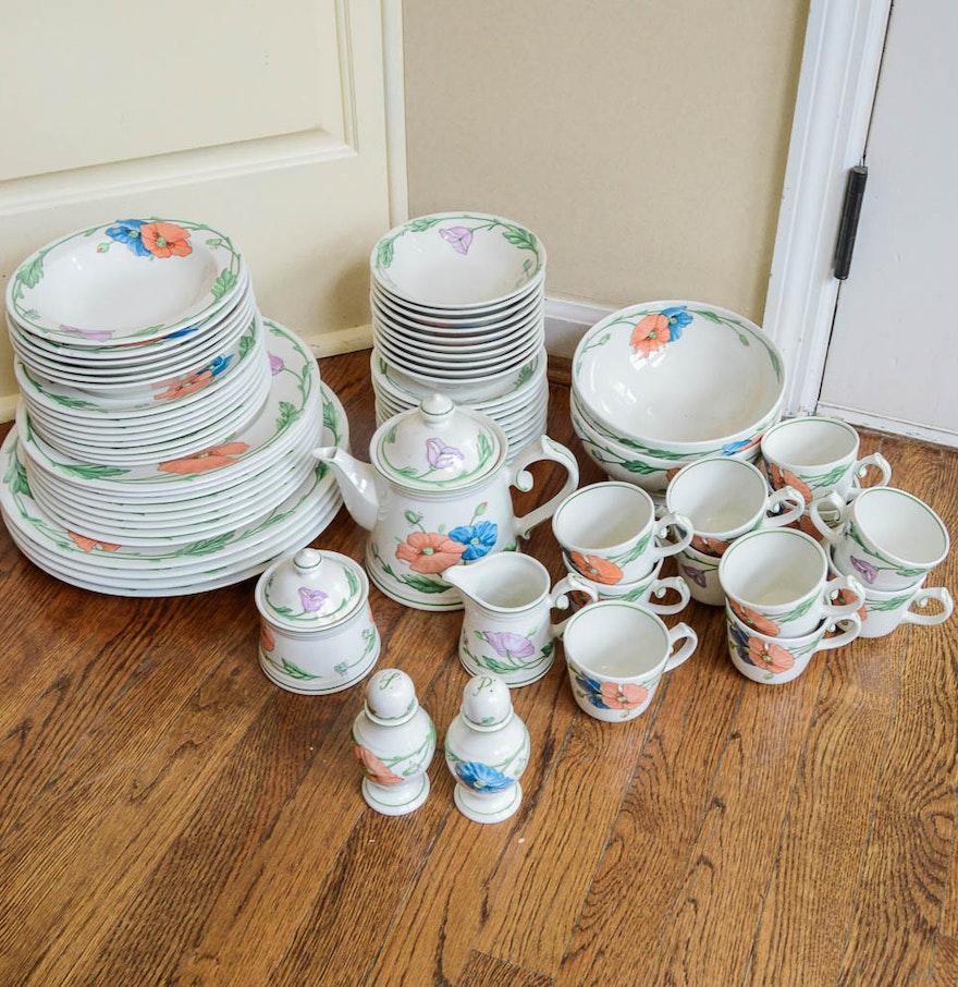 Villeroy and boch china set ebth for Villeroy boch sale