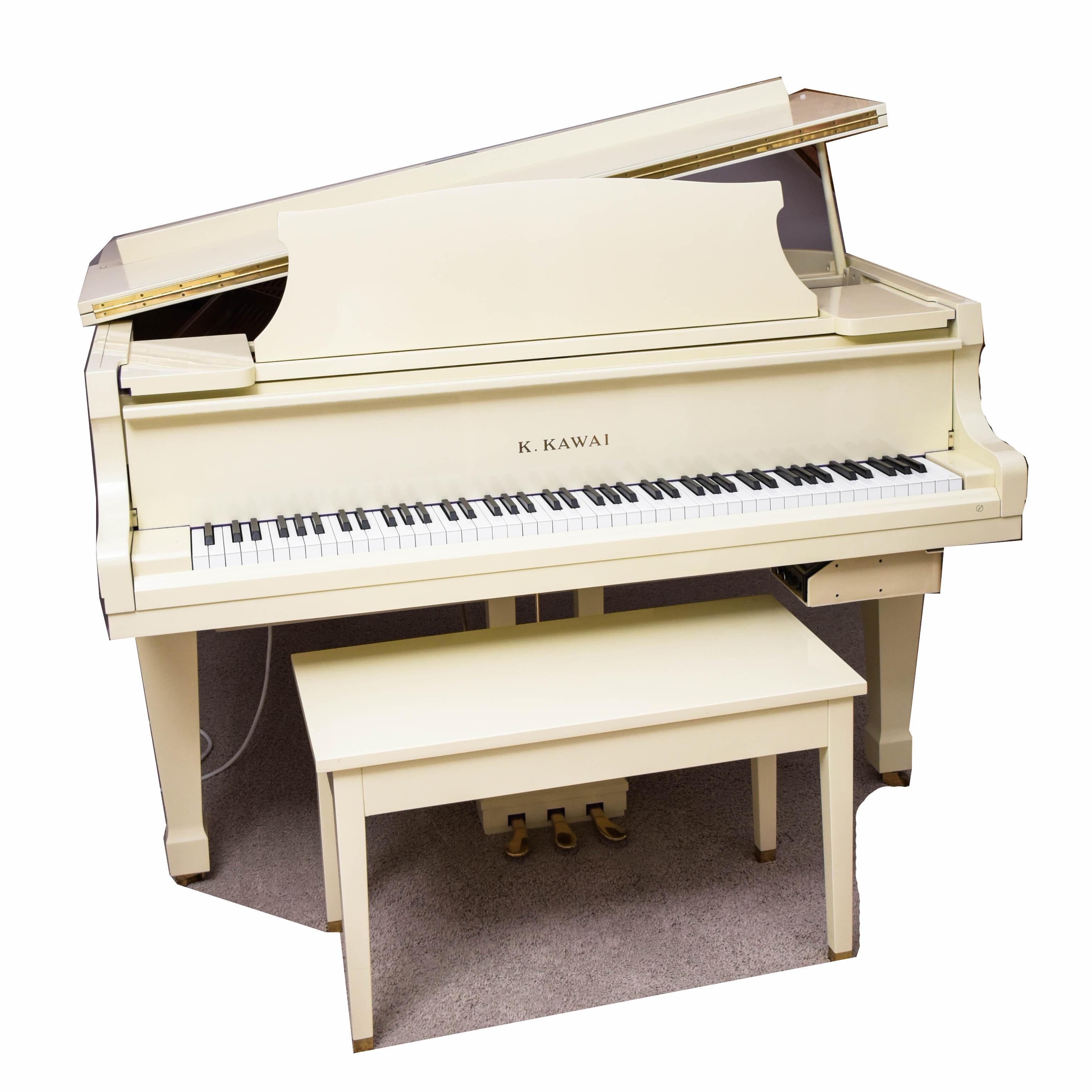 K. Kawai Grand Piano