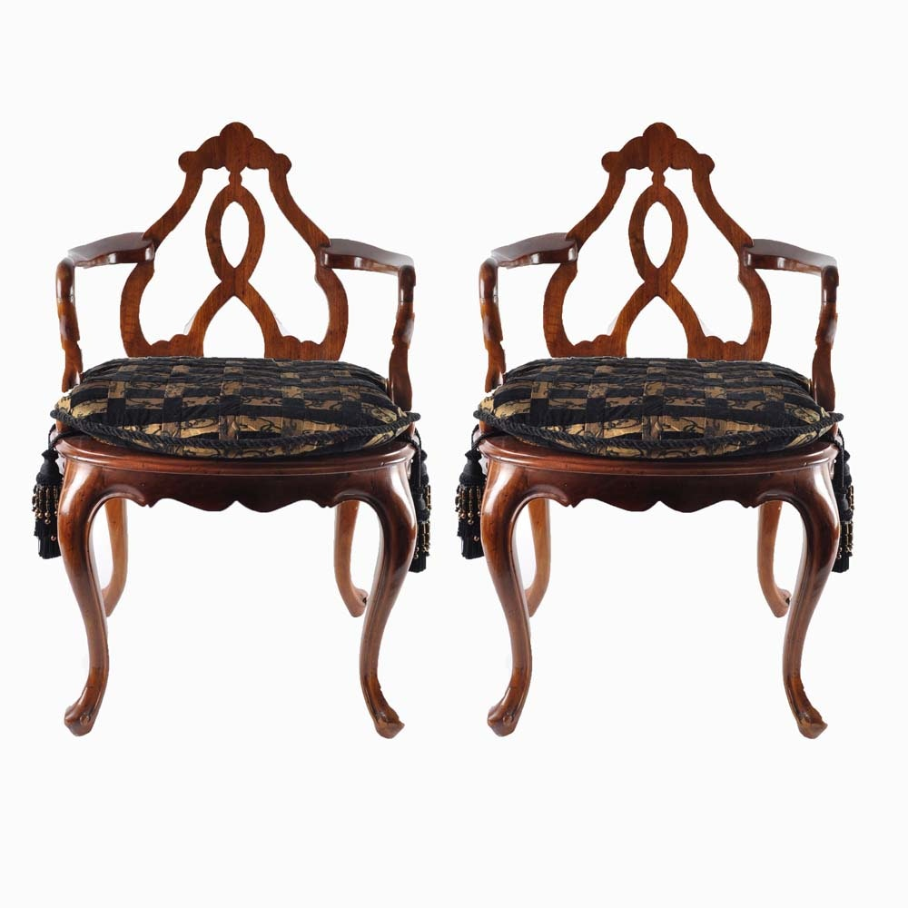 Italian Library Chairs
