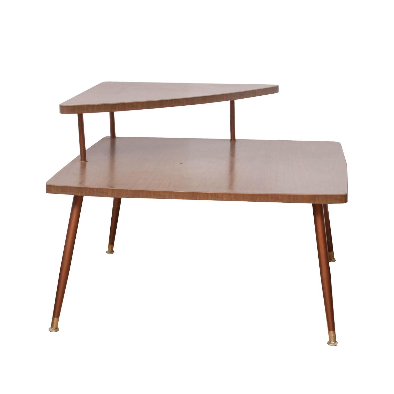 Viko Mid Century Modern Corner Table