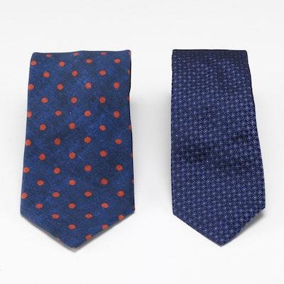 Pair of Silk Ties