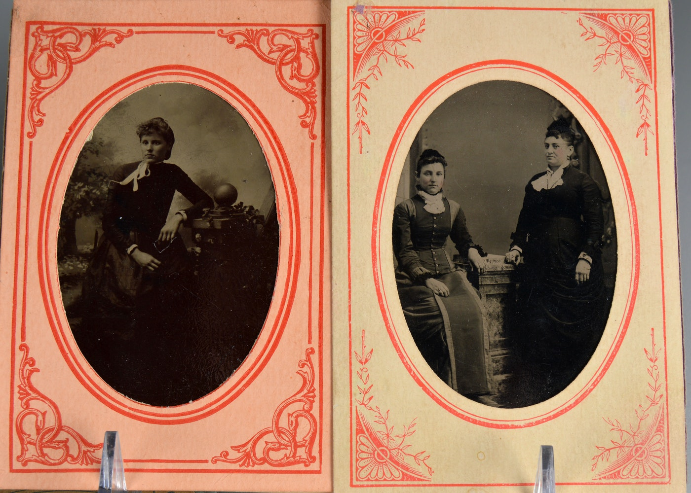 Ambrotypes and tin types dating 6