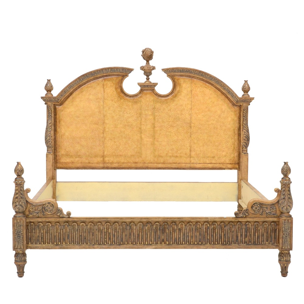 Maitland-Smith Ostrich Bed Frame