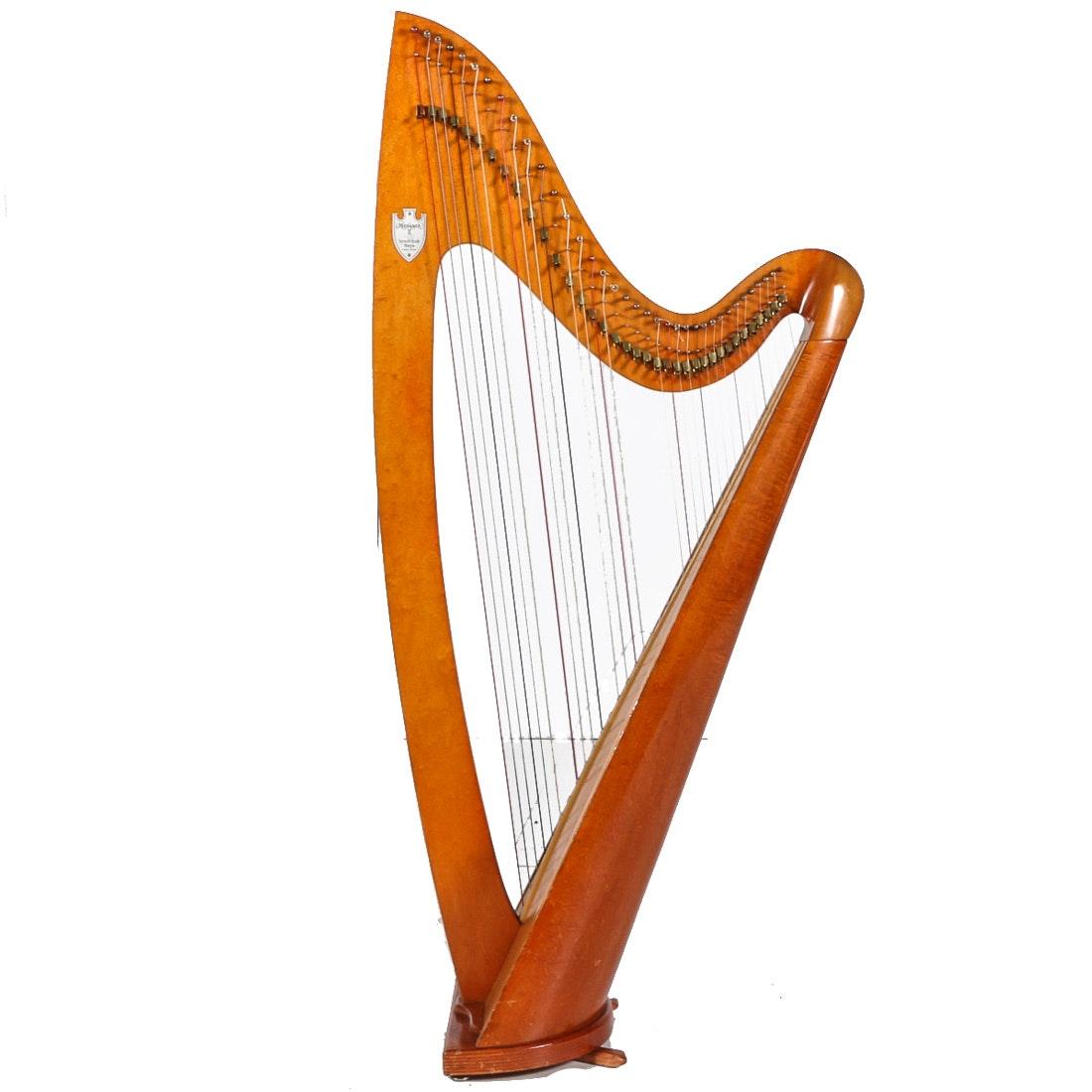 Lyon & Healy Lever Harp