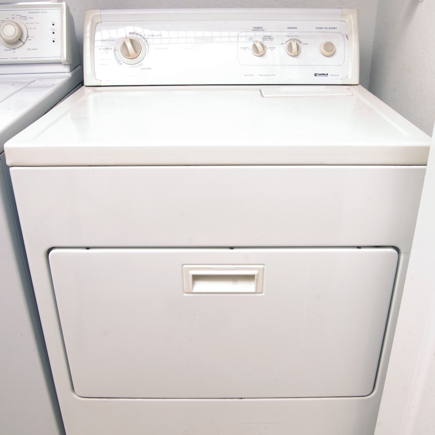 "Kenmore Dryer 80 Series ""Super Capacity Plus"""