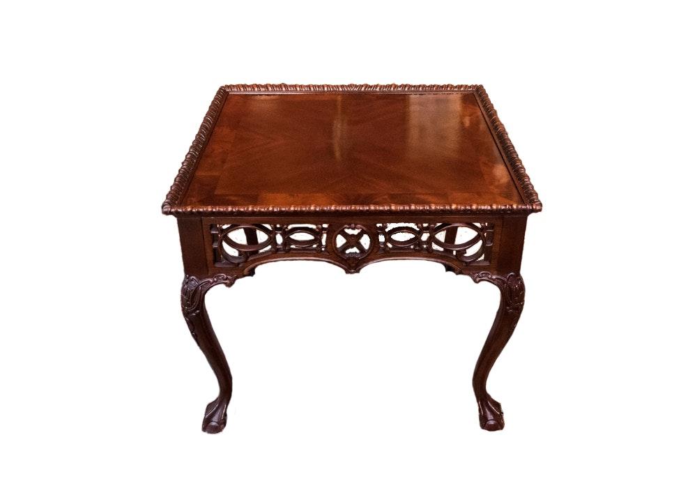 Wellington Hall End Table