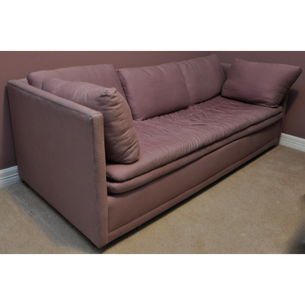 Late 20th Century Contemporary Style Sleeper Sofa by Directional
