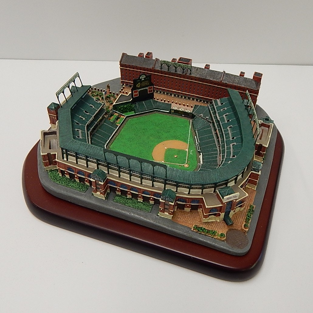 Danbury Mint Baseball Stadium Replica Camden Yards Ebth
