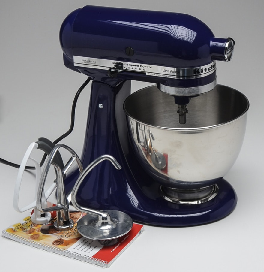 Kitchenaid Mixer Model Ksm90 Wvxu Ebth