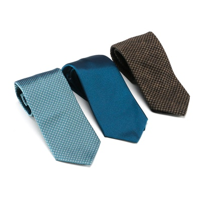 Geoff Nicholson Italian Silk Neckties