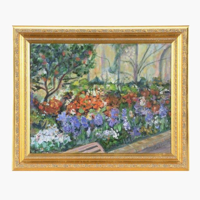 Dixie Hammond Caldwell Original Oil on Canvas