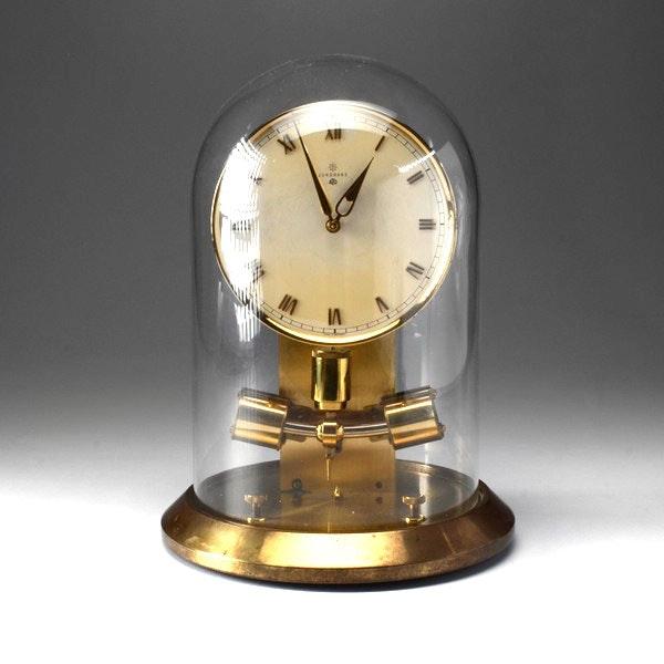 vintage junghans ato anniversary clock