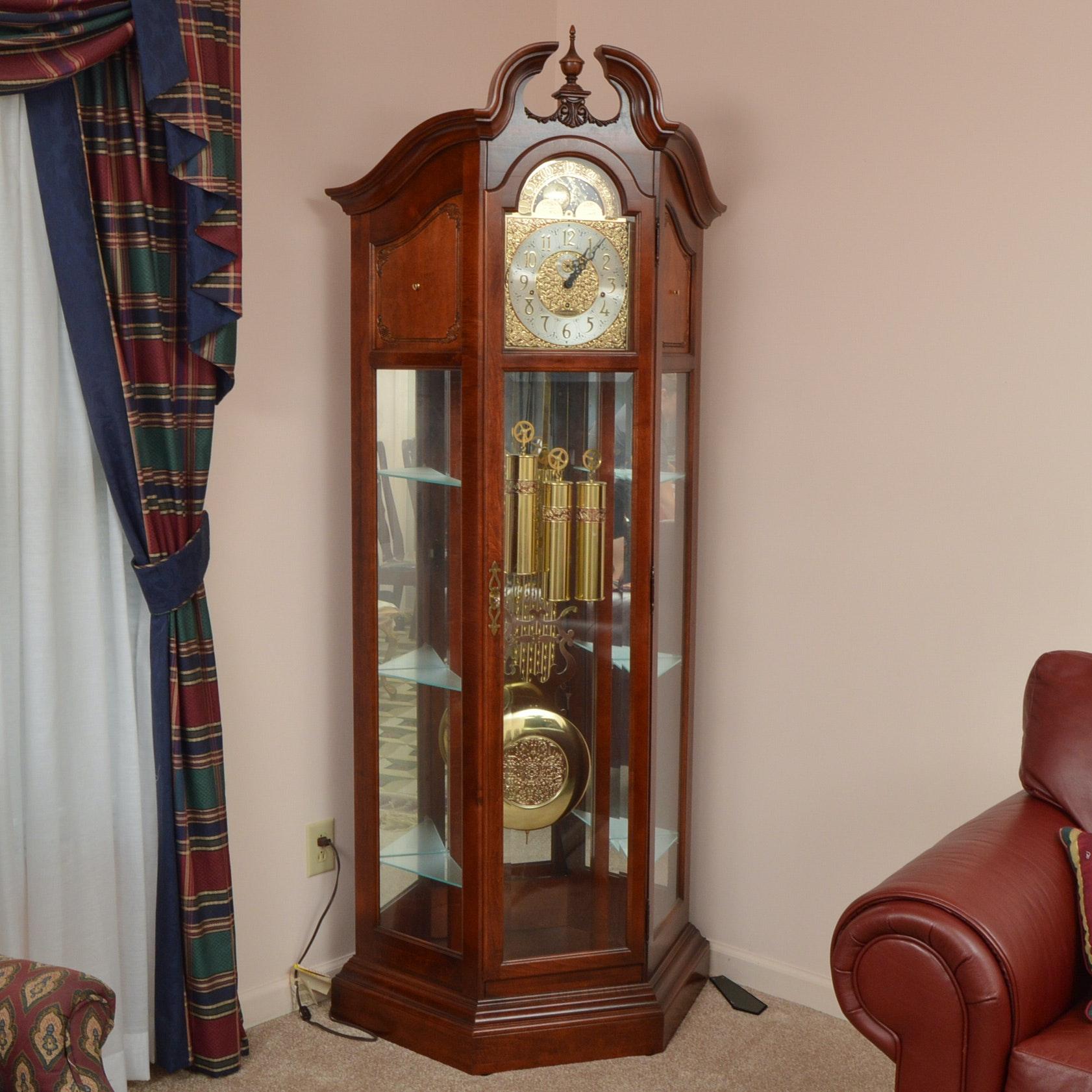 "Howard Miller ""The Hayward"" Grandfather Clock"