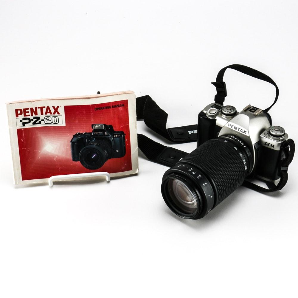 Pentax ZX M - SLR Camera