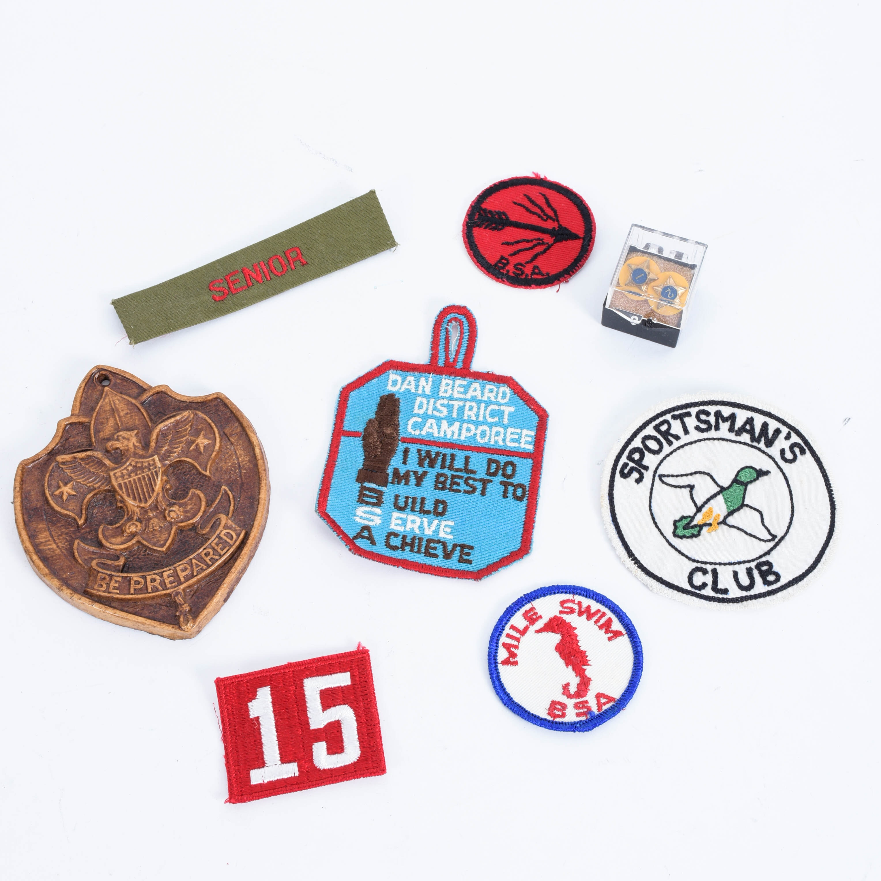 Boy Scouts of America Patches and Pins