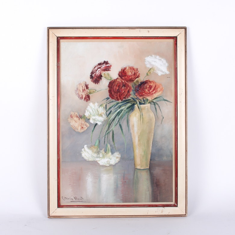 Original Watercolor by Catherine Mount