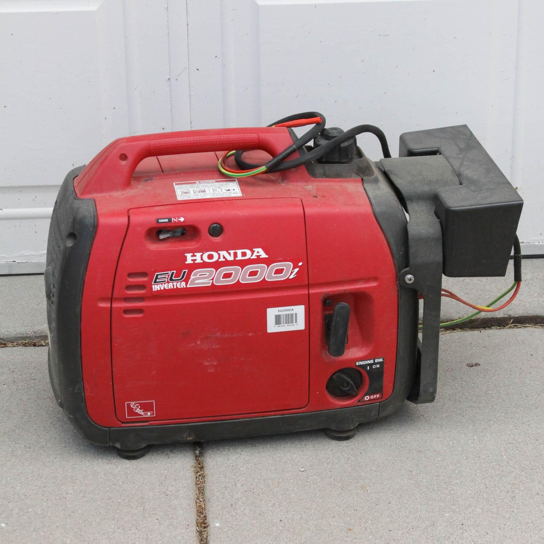 Honda Eu2000i Companion Model Info 2000 Watt Inverter