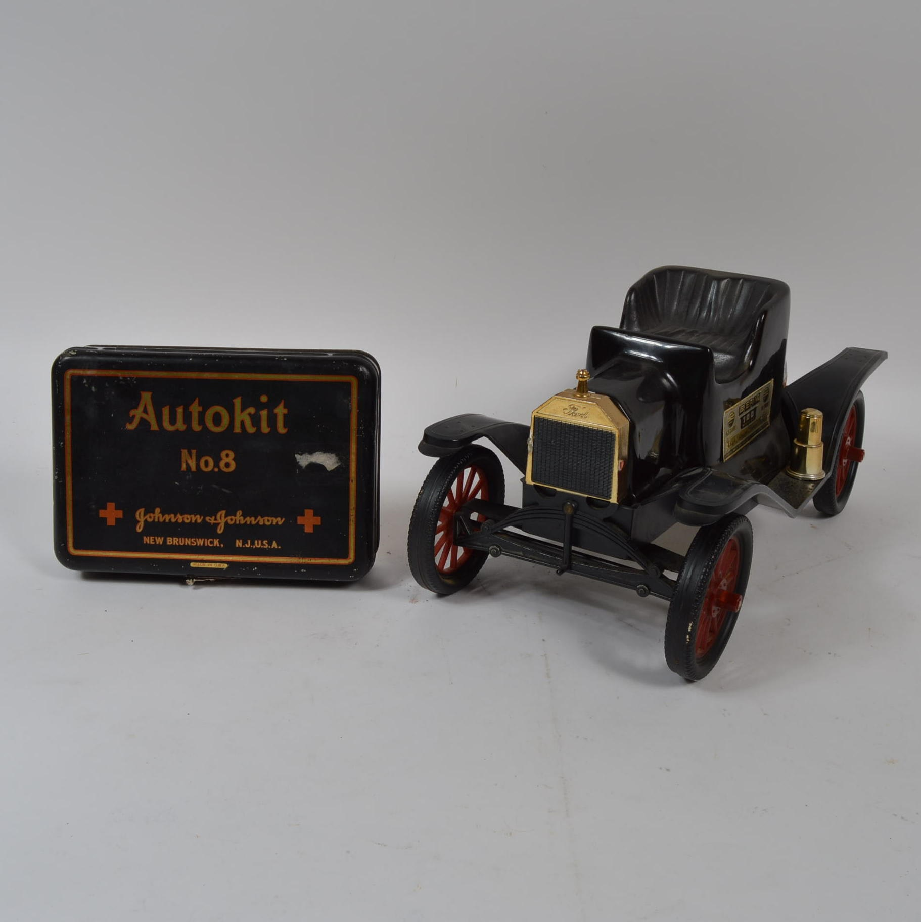 Automobile Themed Collectible