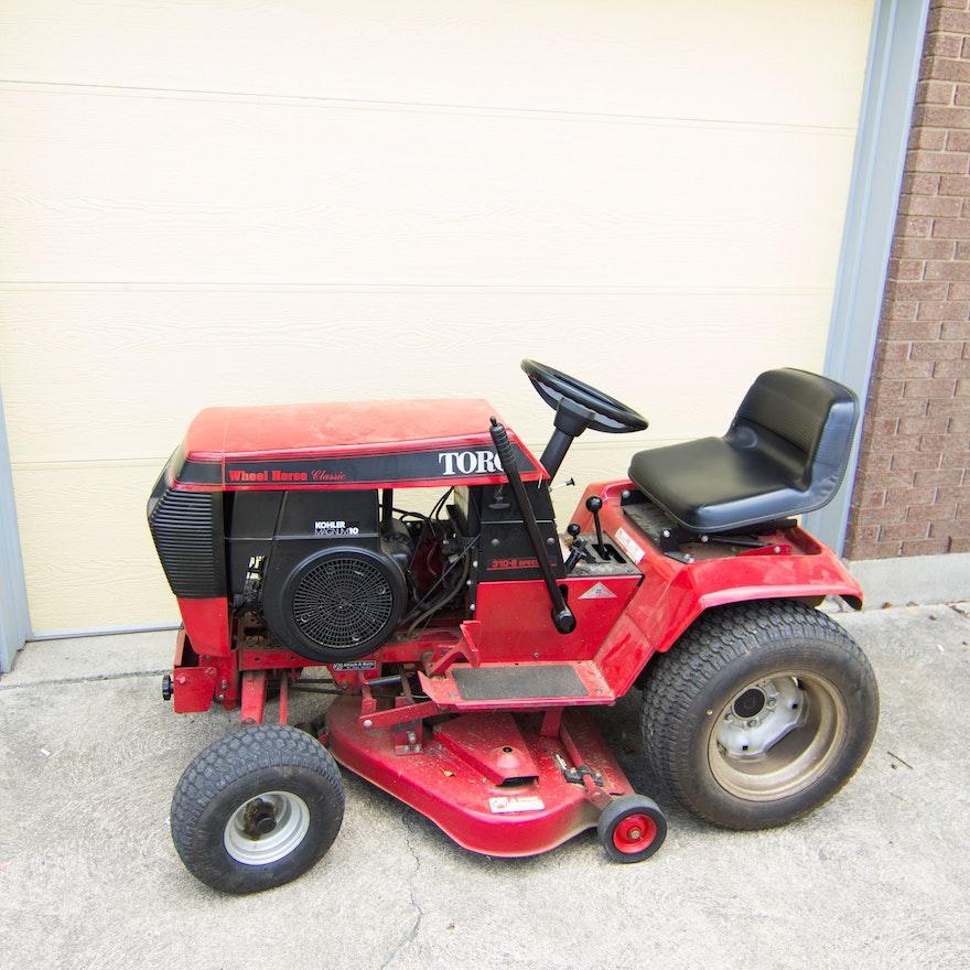 Toro Wheel Horse Classic 310-8 Lawnmower