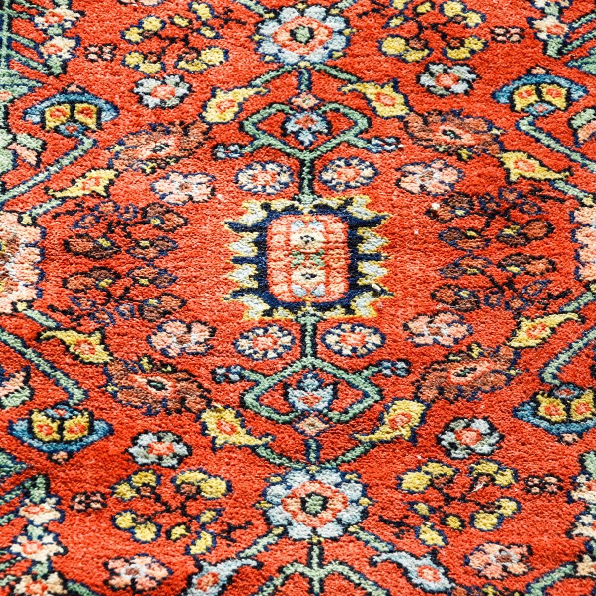 Karastan Quot Serapi Quot Wool Area Rug Ebth