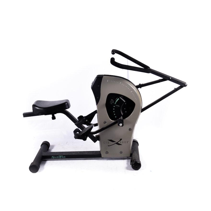 "NordicTrack ""CTX 4000"" Exercise Bike"