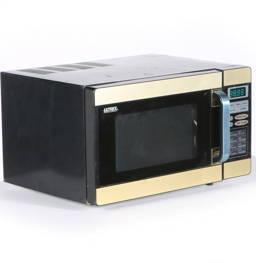 Ultrex Combination Microwave And Grill