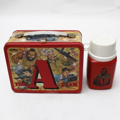 Antique collectible auctions vintage collectible auction for Decor 6 piece lunchbox