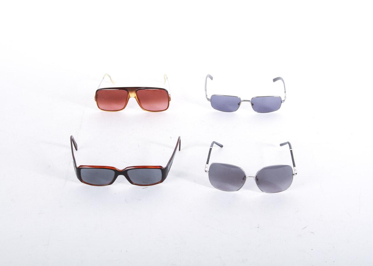 Collection of Vintage Designer Sunglasses : EBTH
