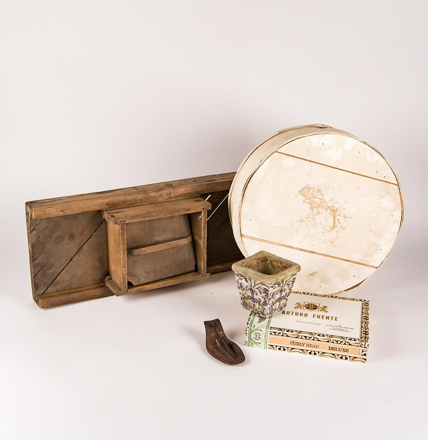 Assortment Of Home Decor And Collectibles Ebth