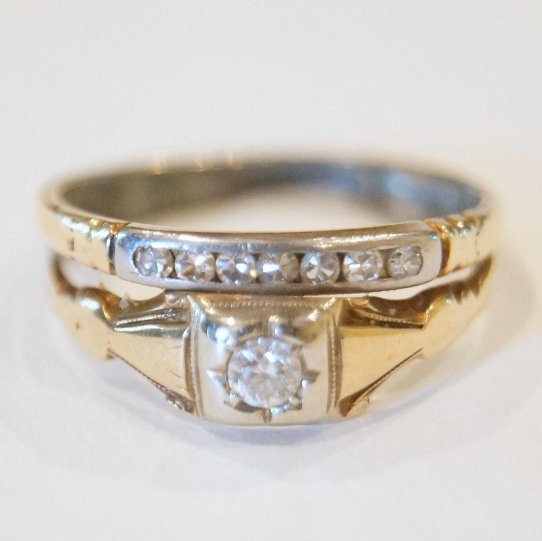 Vintage Engagement Rings Cincinnati
