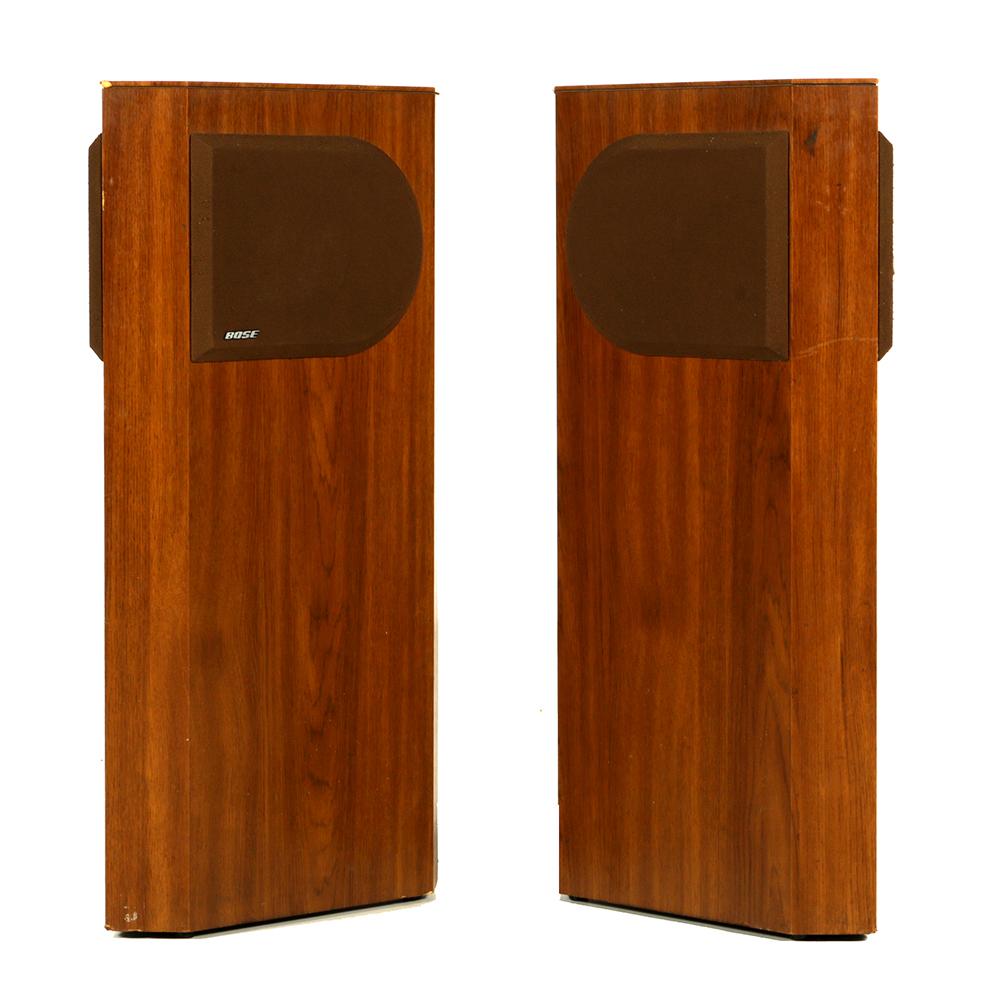 vintage bose speakers. vintage bose 401 floor speakers s